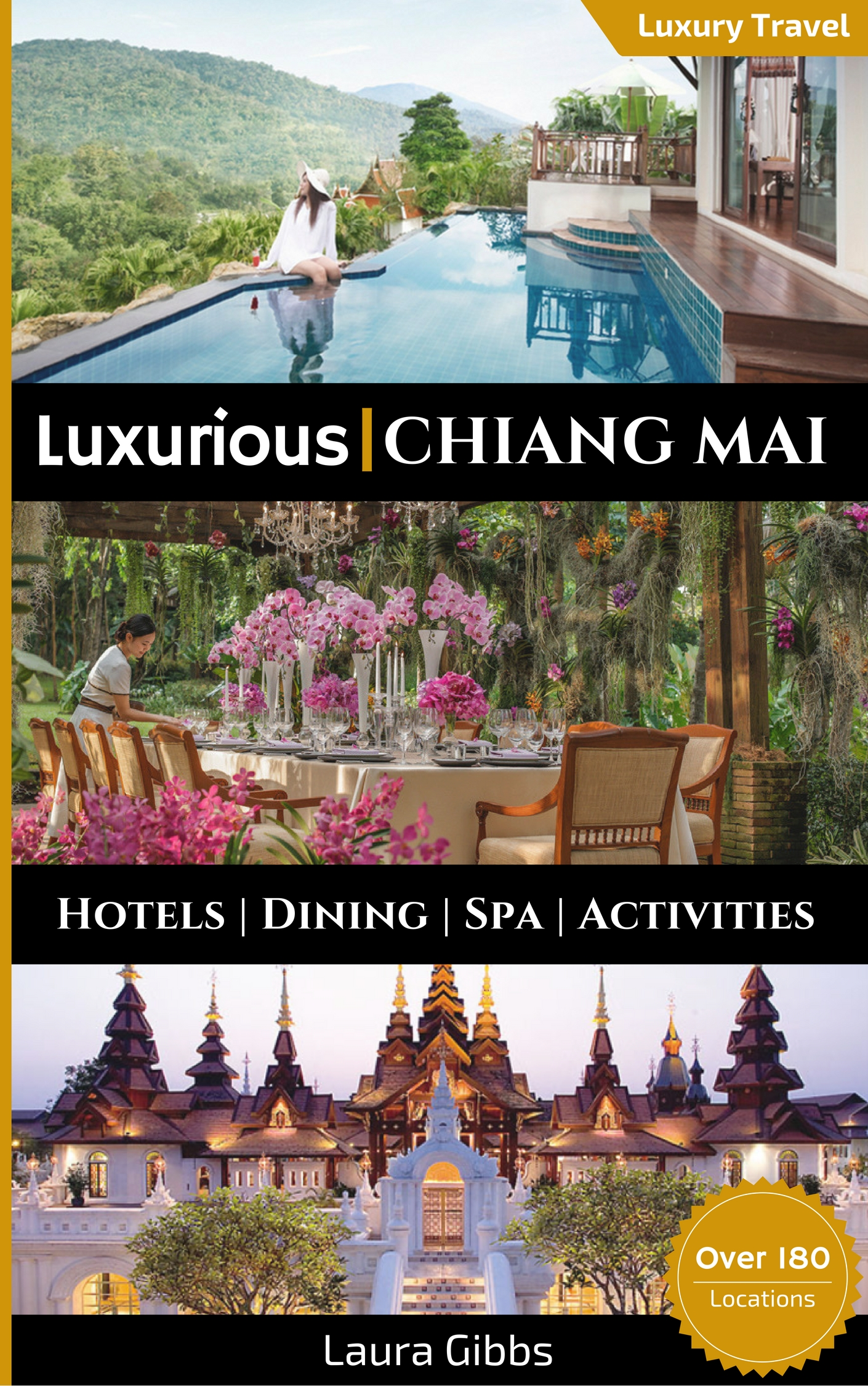 Luxury honeymoon and 5 star travel guide chiang mai for Luxury hotel guide
