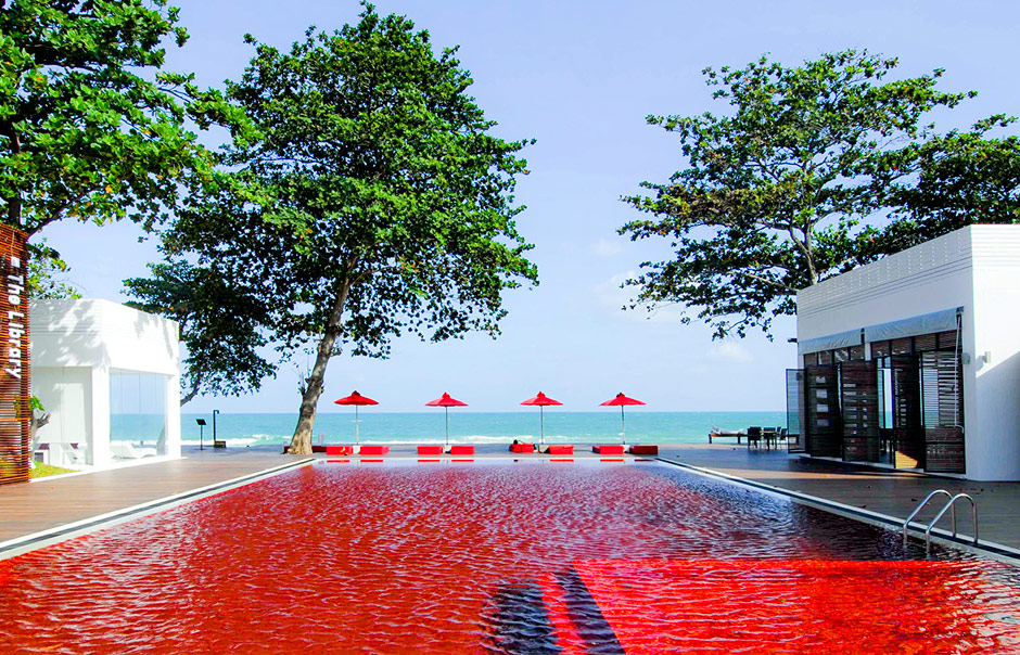 The Library Luxury Hotel Samui