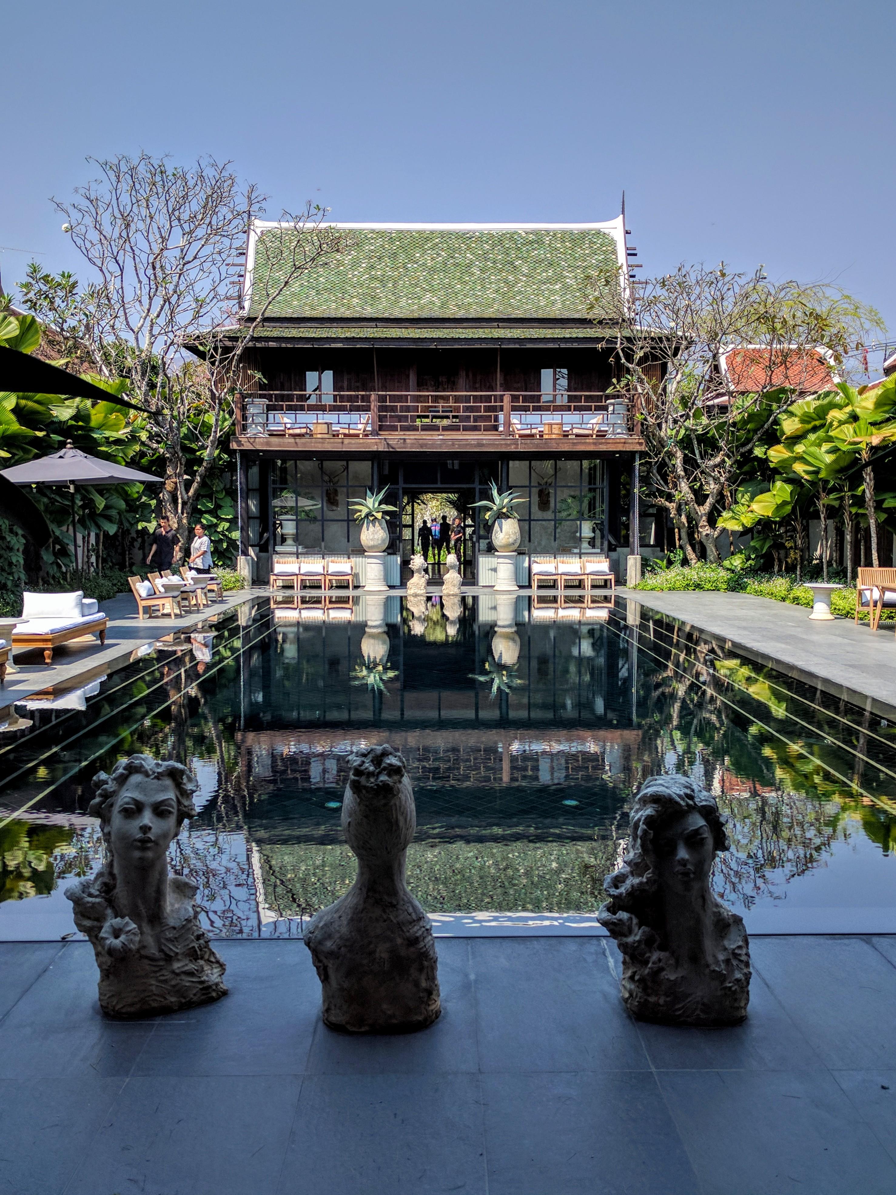 Luxury Villa Mahabhirom Chiang Mai