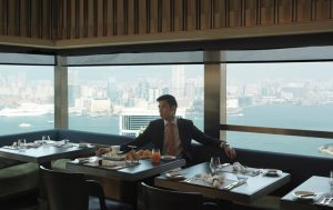 Brunch at Cafe Gray Deluxe Hong Kong