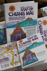 Nancy Chandler Map of Chiang Mai