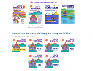 Nancy Chandler Map