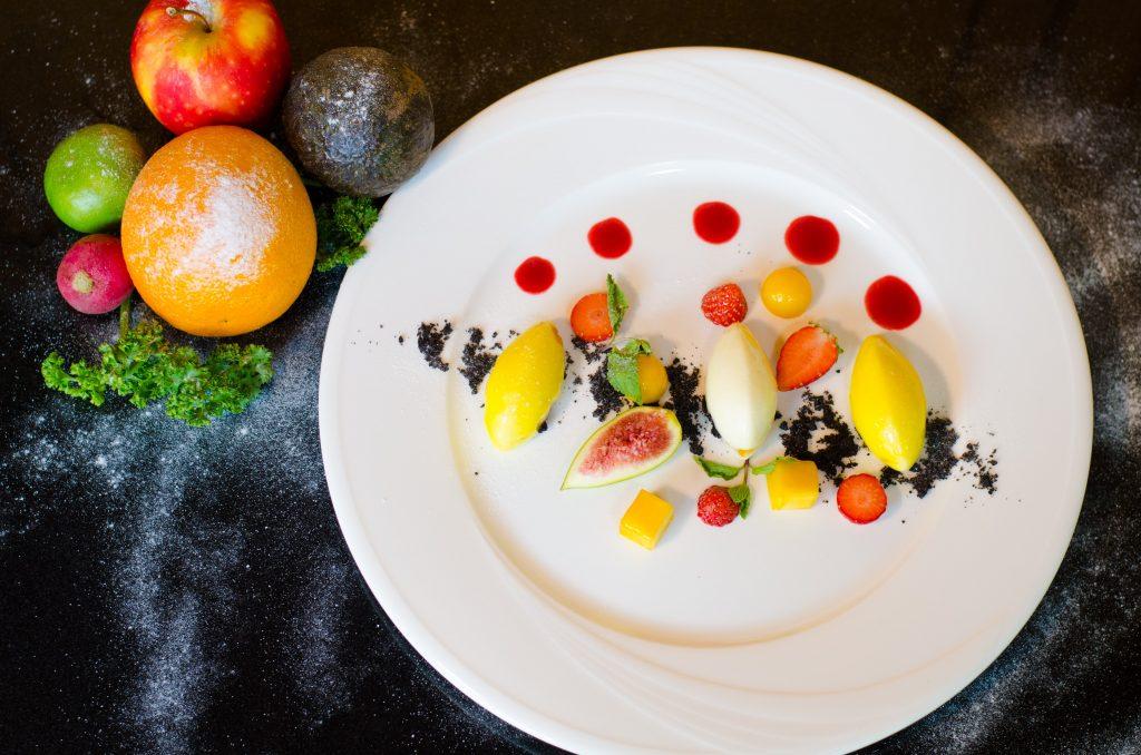Le Crystal Chiang Mai Restaurant vegetarian