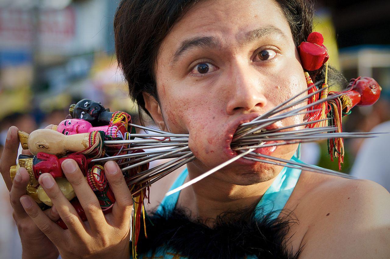 Phuket Chiang Mai Vegetarian Festival