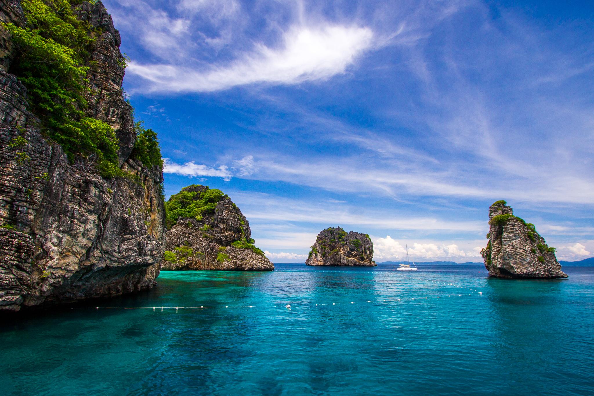 Koh Lanta day trips Koh Haa