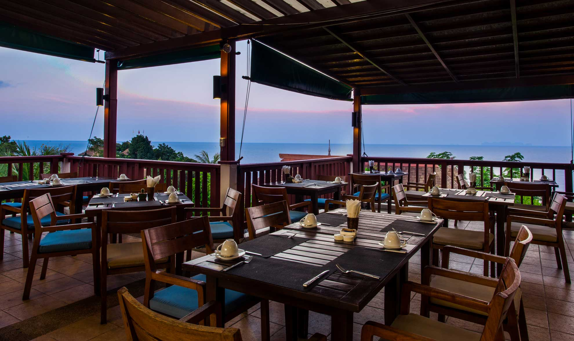 Koh Lanta restaurants - Crown Lanta