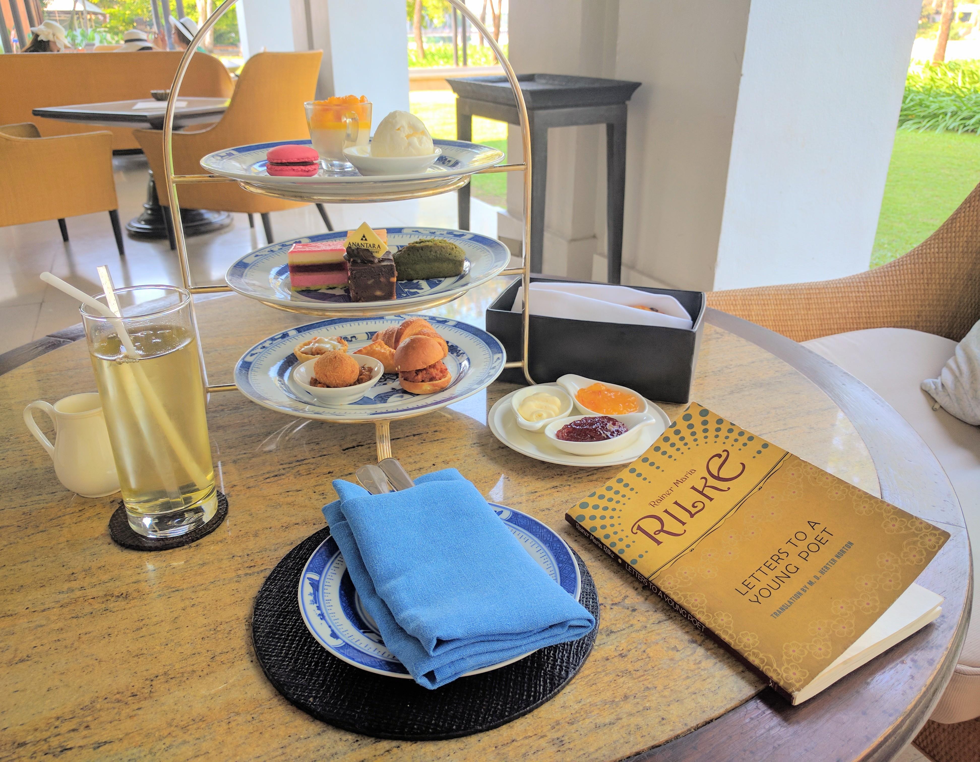 Anantara Chiang Mai high tea