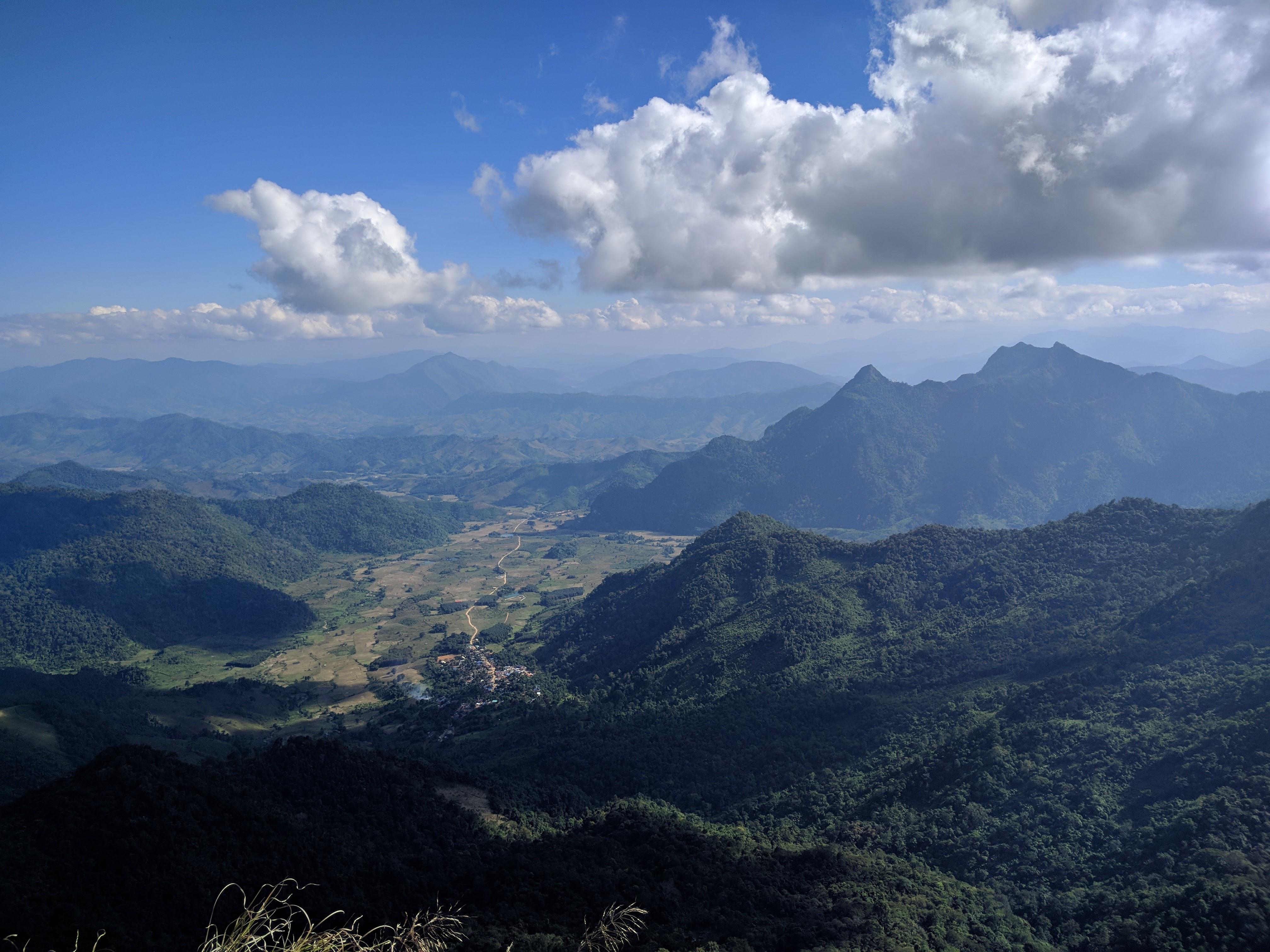 Phu Chi Fah Chiang Rai