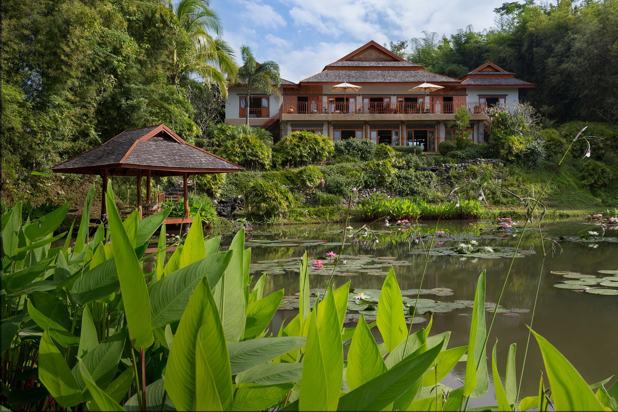 Pa Sak Tong Chiang Rai