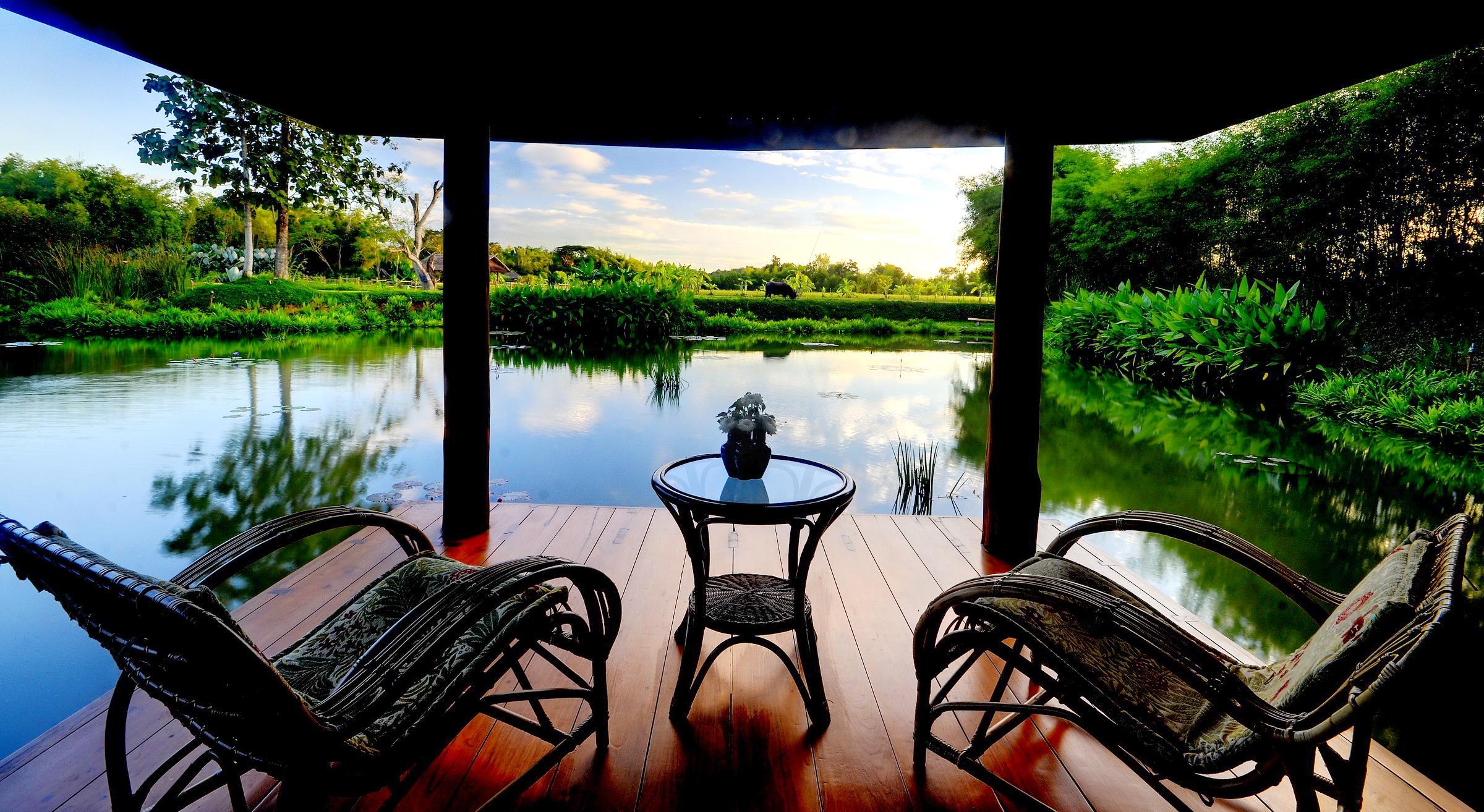 Sala on Lotus Pond, Pa Sak Tong Villa