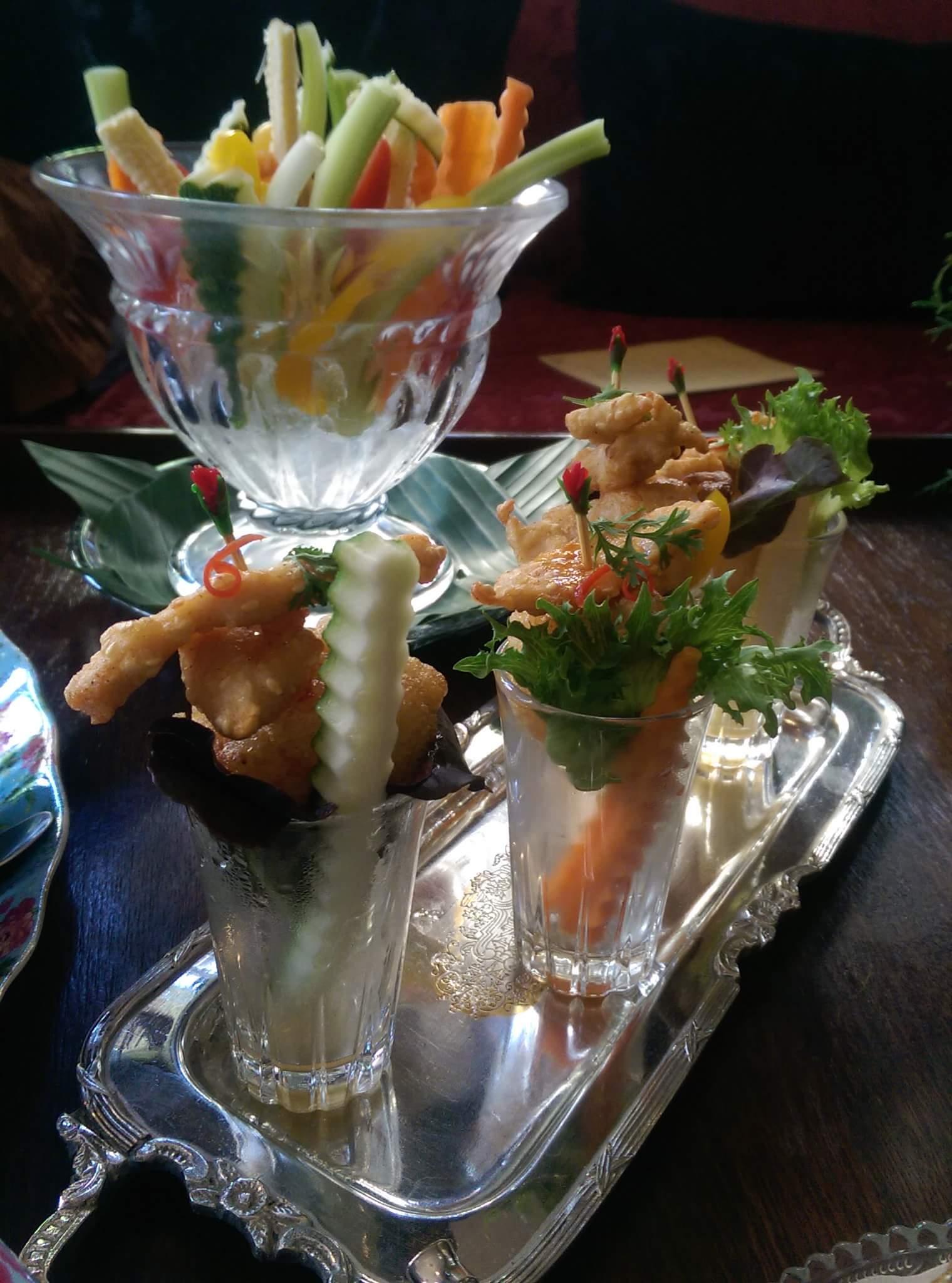 High Tea Chiang Mai Punna Cafe