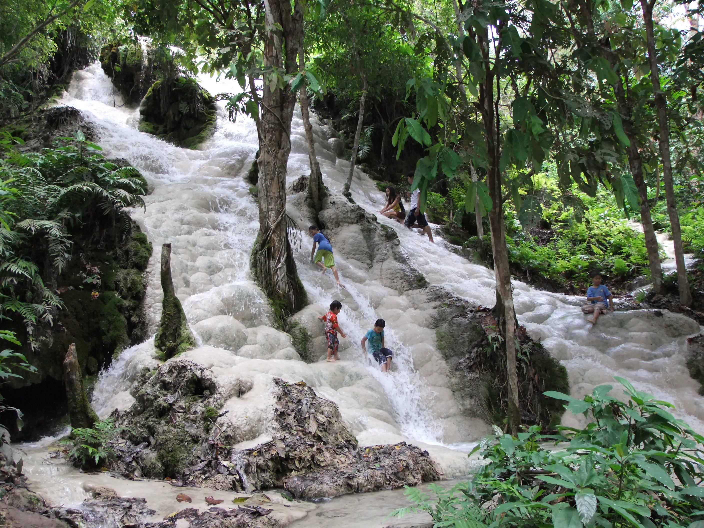 Bua Tong Sticky Waterfall chiang mai