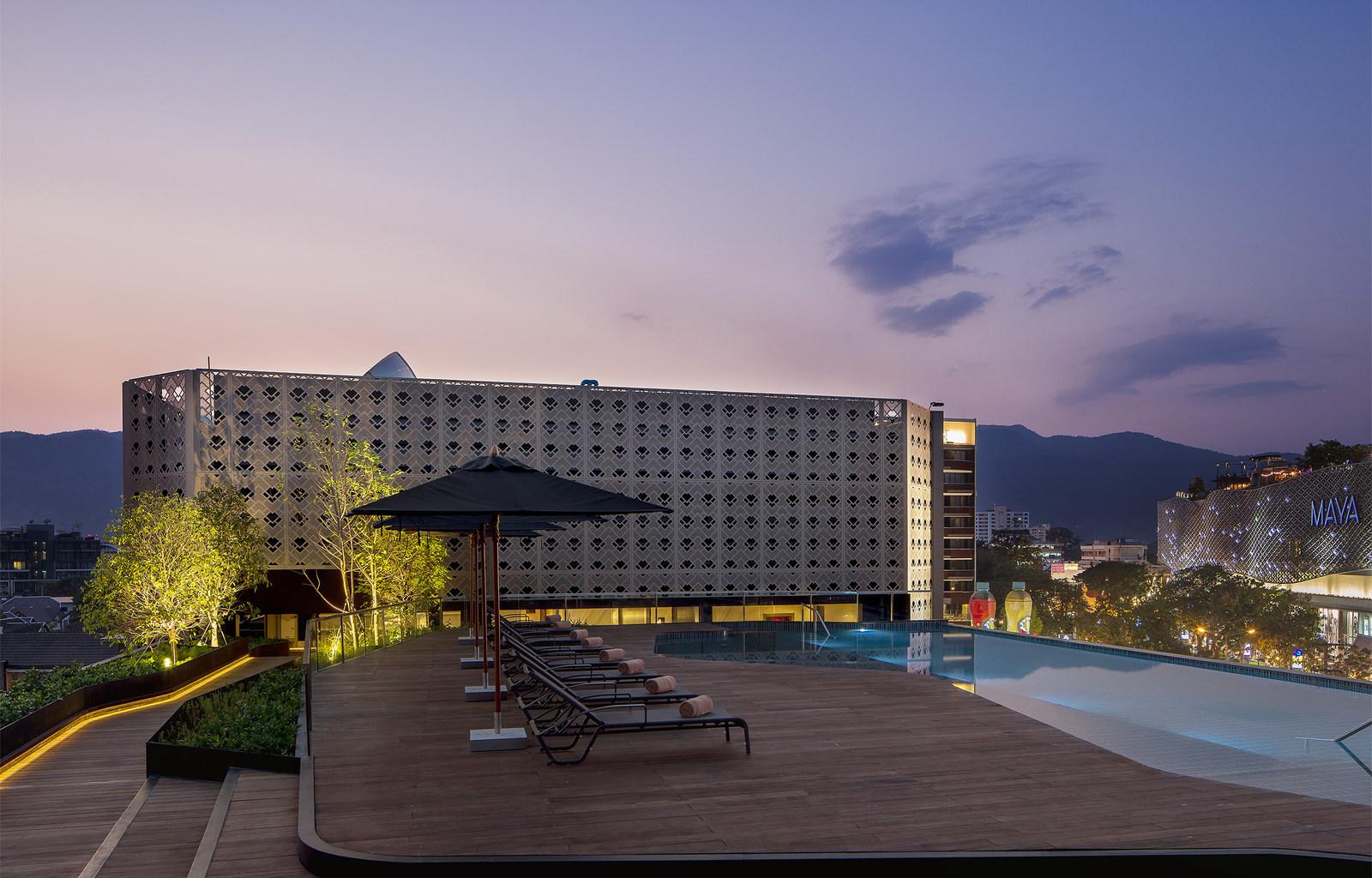 U Nimman luxury hotel Chiang Mai